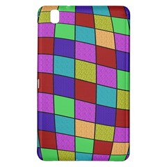 Colorful cubes  Samsung Galaxy Tab Pro 8.4 Hardshell Case