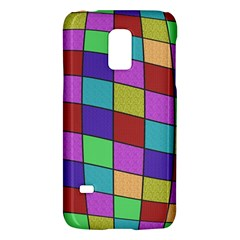 Colorful cubes  Galaxy S5 Mini