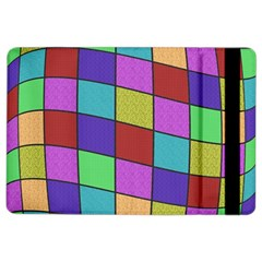 Colorful cubes  iPad Air 2 Flip