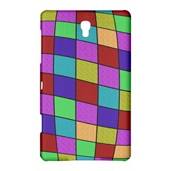 Colorful cubes  Samsung Galaxy Tab S (8.4 ) Hardshell Case