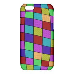 Colorful cubes  iPhone 6/6S TPU Case