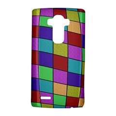 Colorful cubes  LG G4 Hardshell Case