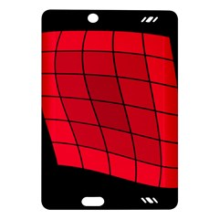 Red abstraction Amazon Kindle Fire HD (2013) Hardshell Case