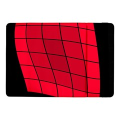 Red abstraction Samsung Galaxy Tab Pro 10.1  Flip Case