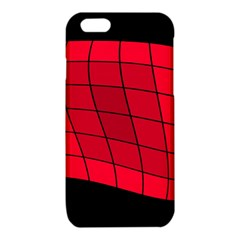 Red abstraction iPhone 6/6S TPU Case