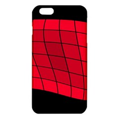 Red abstraction iPhone 6 Plus/6S Plus TPU Case