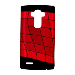 Red abstraction LG G4 Hardshell Case