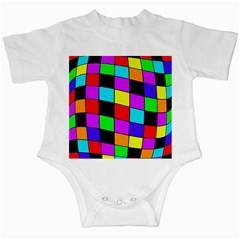 Colorful cubes  Infant Creepers