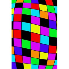 Colorful cubes  5.5  x 8.5  Notebooks