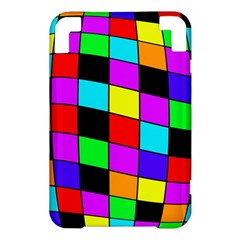 Colorful cubes  Kindle 3 Keyboard 3G