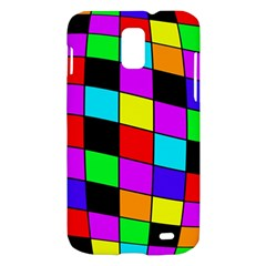 Colorful cubes  Samsung Galaxy S II Skyrocket Hardshell Case