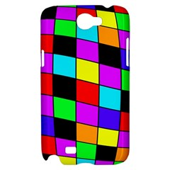 Colorful cubes  Samsung Galaxy Note 2 Hardshell Case