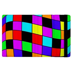 Colorful cubes  Apple iPad 3/4 Flip Case