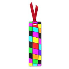 Colorful cubes  Small Book Marks