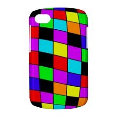 Colorful cubes  BlackBerry Q10