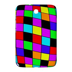Colorful cubes  Samsung Galaxy Note 8.0 N5100 Hardshell Case
