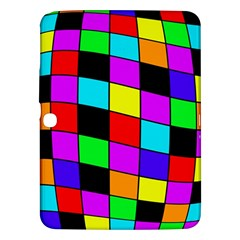 Colorful cubes  Samsung Galaxy Tab 3 (10.1 ) P5200 Hardshell Case