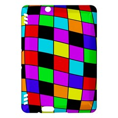 Colorful cubes  Kindle Fire HDX Hardshell Case