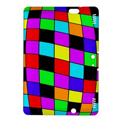 Colorful cubes  Kindle Fire HDX 8.9  Hardshell Case