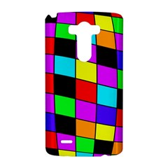 Colorful cubes  LG G3 Hardshell Case