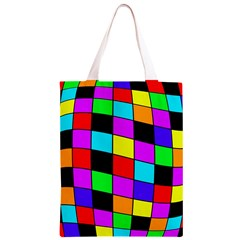Colorful cubes  Classic Light Tote Bag