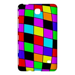 Colorful cubes  Samsung Galaxy Tab 4 (7 ) Hardshell Case