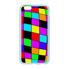 Colorful cubes  Apple Seamless iPhone 6/6S Case (Color)