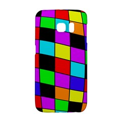 Colorful cubes  Galaxy S6 Edge