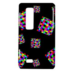Flying  colorful cubes LG Optimus Thrill 4G P925