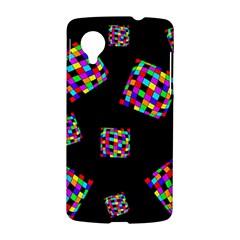 Flying  colorful cubes LG Nexus 5