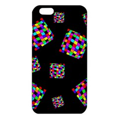 Flying  colorful cubes iPhone 6 Plus/6S Plus TPU Case