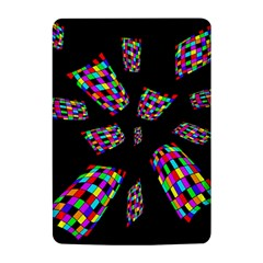 Colorful abstraction Kindle 4