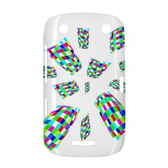 Colorful abstraction BlackBerry Curve 9380