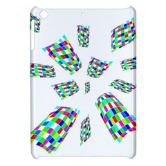 Colorful abstraction Apple iPad Mini Hardshell Case