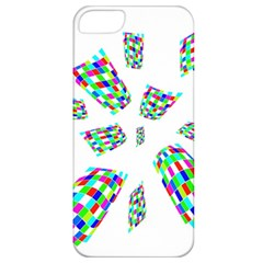 Colorful abstraction Apple iPhone 5 Classic Hardshell Case