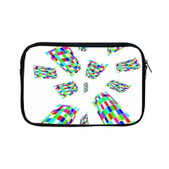 Colorful abstraction Apple iPad Mini Zipper Cases
