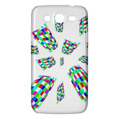 Colorful abstraction Samsung Galaxy Mega 5.8 I9152 Hardshell Case