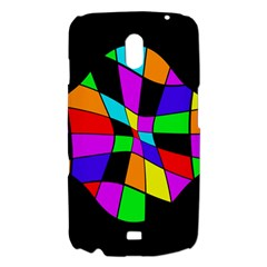 Abstract colorful flower Samsung Galaxy Nexus i9250 Hardshell Case