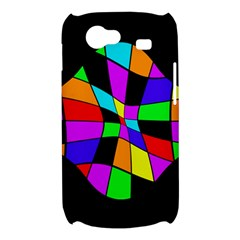 Abstract colorful flower Samsung Galaxy Nexus S i9020 Hardshell Case