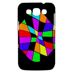 Abstract colorful flower Samsung Galaxy Win I8550 Hardshell Case