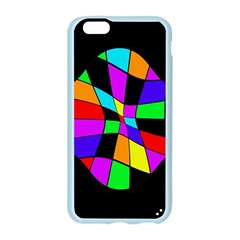 Abstract colorful flower Apple Seamless iPhone 6/6S Case (Color)