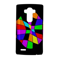 Abstract Colorful Flower Lg G4 Hardshell Case