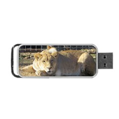 FeMale Lion Portable USB Flash (Two Sides)