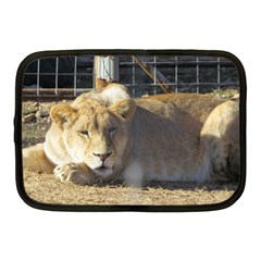 FeMale Lion Netbook Case (Medium)