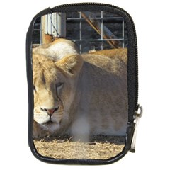 FeMale Lion Compact Camera Cases