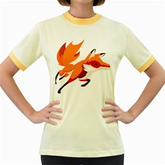1467945058 800px Women s Fitted Ringer T-Shirts
