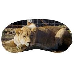 FeMale Lion Sleeping Masks