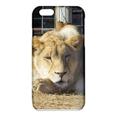 FeMale Lion iPhone 6/6S TPU Case
