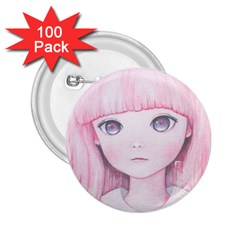 Slow Spring 2.25  Buttons (100 pack)