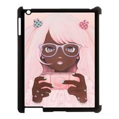 Gamergirl 3 P Apple iPad 3/4 Case (Black)